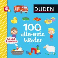 Duden 18+: 100 allererste Wörter