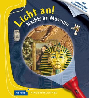 Licht an!; Nachts im Museum; Bd.33