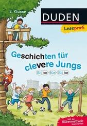 Geschichten für clevere Jungs
