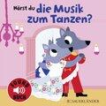 Hörst du die Musik zum Tanzen? Soundbuch