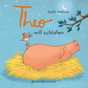 Theo will schlafen