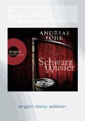 Schwarzwasser, 1 Audio-CD, MP3