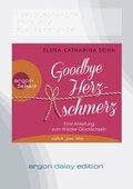 Goodbye Herzschmerz (DAISY Edition), 1 MP3-CD