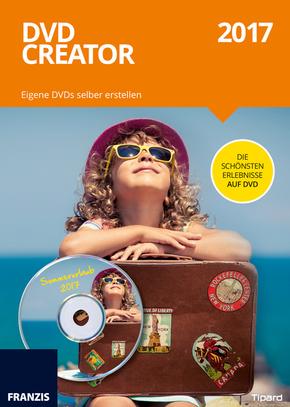 DVD Creator 2017, DVD-ROM