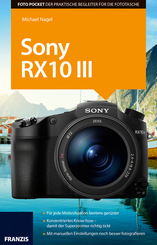 Foto Pocket Sony RX10 III