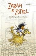 Zarah & Zottel - Ein Pony auf vier Pfoten