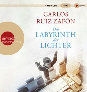 Das Labyrinth der Lichter, MP3-CD