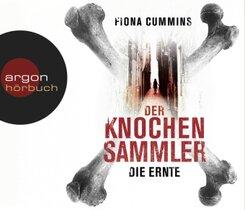 Der Knochensammler - Die Ernte, 6 Audio-CDs