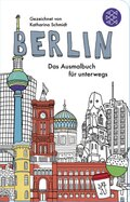 Berlin - Das Ausmalbuch für unterwegs