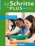 Schritte plus Neu - Deutsch als Fremdsprache / Deutsch als Zweitsprache: Prüfungsheft Start Deutsch 1 mit Audio-CD