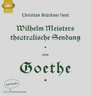 Wilhelm Meisters theatralische Sendung