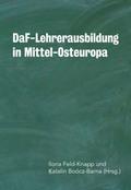 DaF-Lehrerausbildung in Mittel-Osteuropa