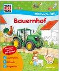 Bauernhof, Mitmach-Heft - Was ist was junior