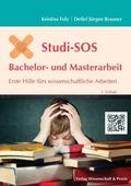 Studi-SOS Bachelor- und Masterarbeit
