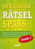 Der große Rätselspaß - Bd.7