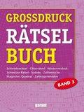 Grossdruck-Rätselbuch - Bd.3