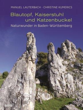 Blautopf, Kaiserstuhl und Katzenbuckel