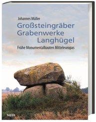Großsteingräber, Grabenwerke, Langhügel