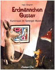 Erdmännchen Gustav - Kunstraub im Sprengel Museum