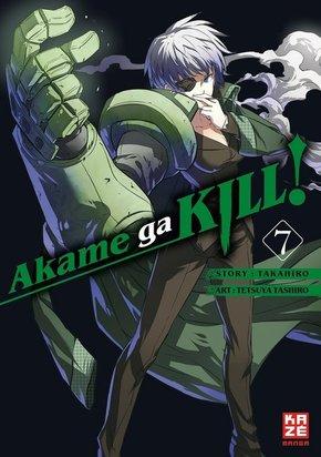 Akame ga KILL! - Bd.7