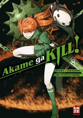 Akame ga KILL! - Bd.8