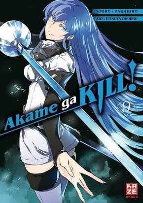 Akame ga KILL! - Bd.9