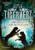 Tigerherz - Die Insel der Schatten