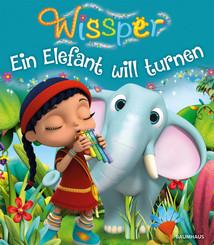 Wissper - Ein Elefant will turnen