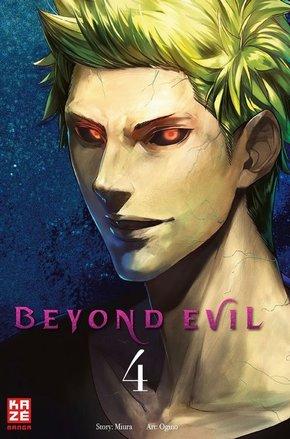 Beyond Evil - Bd.4