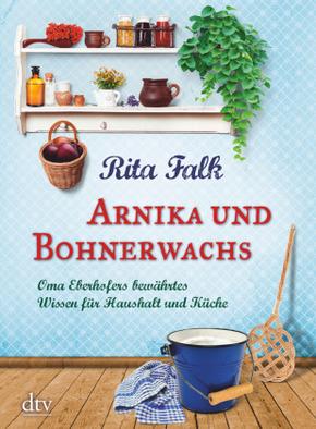 Arnika und Bohnerwachs