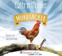 Mordsacker, 4 Audio-CDs