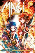 Magi, The Labyrinth of Magic - Bd.27
