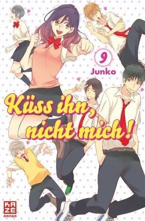 Küss ihn, nicht mich! - Bd.9