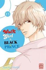 Wolf Girl & Black Prince - Bd.13