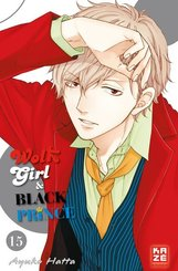 Wolf Girl & Black Prince - Bd.15
