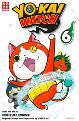 Yo-kai Watch - Bd.6