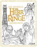 """Das offizielle """"Der Herr der Ringe""""-Ausmalbuch"""