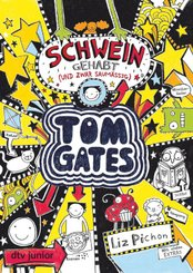 Tom Gates: Schwein gehabt (und zwar saumäßig)
