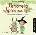 Petronella Apfelmus - Überraschungsfest für Lucius, 1 Audio-CD