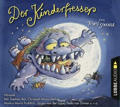Der Kinderfresser, 3 Audio-CDs