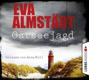 Ostseejagd, 4 Audio-CDs