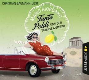 Tante Poldi und der schöne Antonio, 6 Audio-CDs