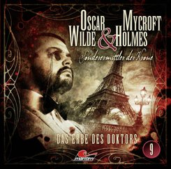Oscar Wilde & Mycroft Holmes - Das Erbe des Doktors, Audio-CD