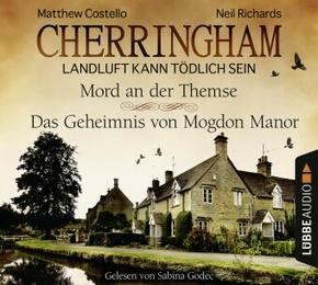 Cherringham - Folge 1 & 2, 6 Audio-CDs