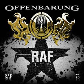 Offenbarung 23 - RAF, Audio-CD