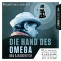 Doctor Who - Die Hand des Omega, 4 Audio-CDs