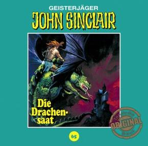 John Sinclair Tonstudio Braun - Die Drachensaat, Audio-CD - .2