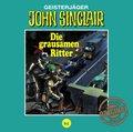 John Sinclair Tonstudio Braun - Die grausamen Ritter, Audio-CD