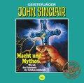John Sinclair Tonstudio Braun - Macht und Mythos, Audio-CD