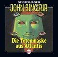 John Sinclair - Die Totenmaske aus Atlantis, Audio-CD